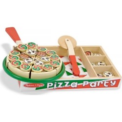 Pizza Party by Melissa & Doug found on Bargain Bro India from colorfulimages.com for $32.99