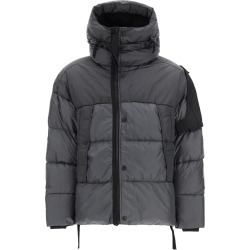 NEMEN DARCO DOWN JACKET XL Grey, Black Technical found on Bargain Bro from Coltorti Boutique AU for USD $586.45
