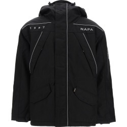 NAPA BY MARTINE ROSE EPOCH 3.0 PARKA S Black, Silver Technical found on Bargain Bro from Coltorti Boutique AU for USD $318.52