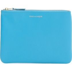 COMME DES GARCONS WALLET CLASSIC POUCH OS Light blue Leather found on Bargain Bro UK from Coltorti Boutique EU