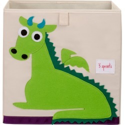 Dragon Toy Storage Cube