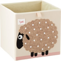 Sheep Toy Storage Cube