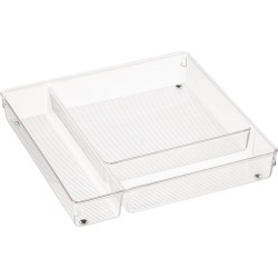 Linus^ 3-Section Tray found on Bargain Bro India from The Container Store for $11.24
