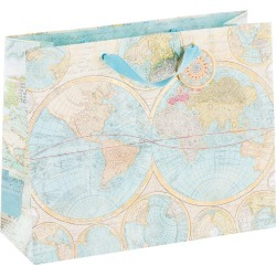 Tote World Map