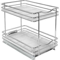 Wide Double Spice Rack found on Bargain Bro India from The Container Store for $59.99