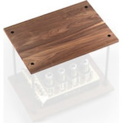 Salamander Designs SS/W Archetype Shelf, Walnut found on Bargain Bro India from Crutchfield for $139.00