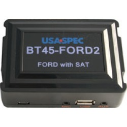 USA Spec BT45-FORD2  05-09 Ford/Lincoln/Mercury with SAT found on Bargain Bro India from Crutchfield.com for $169.99