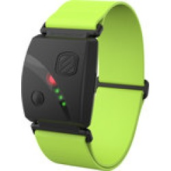 Scosche RTHM24GN  Armband Heart Rate Monitor - Green