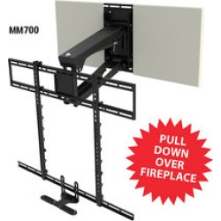 MM700 Pull Down and Swivel TV