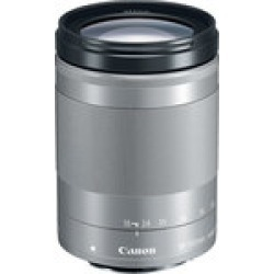 Canon EF-M 18-150mm f/3.5-6.3 IS STM- Silver found on Bargain Bro India from Crutchfield for $499.00