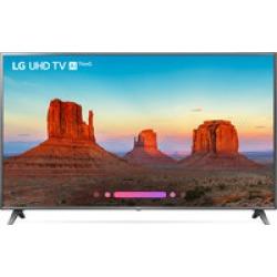 """LG 75UK6570 75"""" 4K Smart LED TV"""