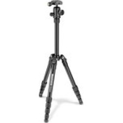 Manfrotto Element Traveller Tripod Small with Ball Head  -Black