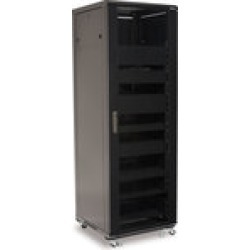 Sanus CFR2136 Component Rack- 36U Spaces,  supports up to 800 lbs