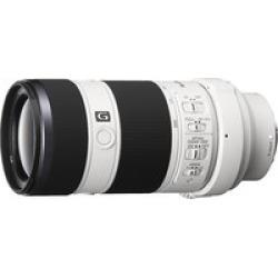 Sony SEL70200G Zoom Lens - 70-200mm f/4 G, E-mount  Full Frame found on Bargain Bro India from Crutchfield for $1398.00