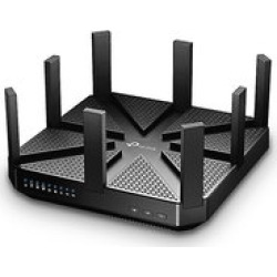 TP-Link Archer C5400 Wireless Triband Gigabit Router found on Bargain Bro India from Crutchfield.com for $299.99