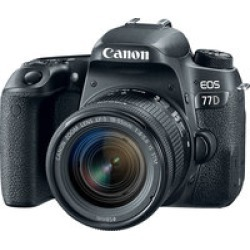 Canon EOS 77D with 18-55mm IS STM Kit found on Bargain Bro India from Crutchfield for $849.00