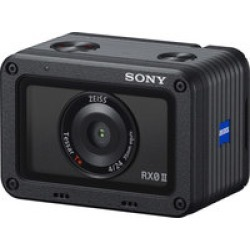"Sony DSC-RX0M2 Ultra Compact 1"" Sensor Camera"