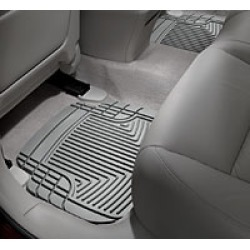 WeatherTech Grey Rear Mat  Grey Rear All-Weather Mat Each found on Bargain Bro Philippines from Crutchfield.com for $59.99
