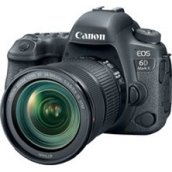 Canon EOS 6D MKII w/ 24-105mm STM Lens found on Bargain Bro India from Crutchfield for $1699.00