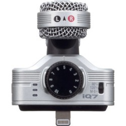 Zoom IQ-7  MS Stereo Mic for IOS
