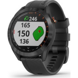 Garmin Approach S40  Black GPS Golf Watch found on Bargain Bro India from Crutchfield for $299.99