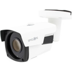 Metra Spyclops Bullet Camera with AF and 4MP Sensor- White found on Bargain Bro India from Crutchfield for $199.99