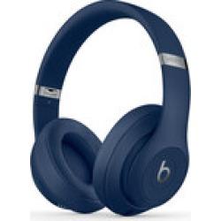 Beats by Dr. Dre Studio 3 wireless Bluetooth Headphones (blue)