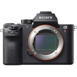 Sony Alpha a7R II Full Frame Mirrorless Camera - Body Only