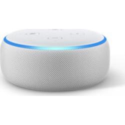 Amazon Echo Dot Gen 3 v2, Sandstone