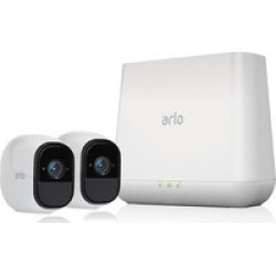 Netgear Arlo Pro security system  (2 cameras) found on Bargain Bro India from Crutchfield for $419.99