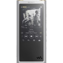 Sony NW-ZX300 portable hi-res music player  Silver