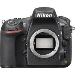 Nikon D810 FX-format DSLR Body