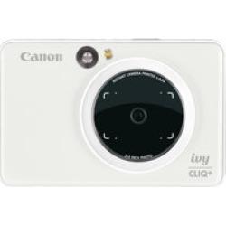 Canon IVY Cliq+ Instant Camera plus Bluetooth- Pearl White