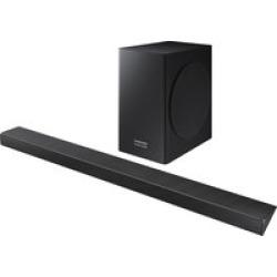 Samsung HW-Q60R  soundbar with wireless sub found on Bargain Bro India from Crutchfield for $429.99
