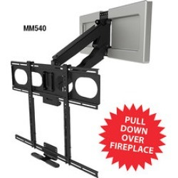 MM540 Pull Down and Swivel TV