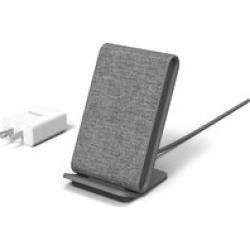 iOttie CHWRIO104GR  Qi Wireless Fast Charging Stand - Ash