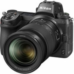 Nikon Z6 w/ 24-70mm f/4 FX Format Mirrorless Camera found on Bargain Bro India from Crutchfield for $2596.95