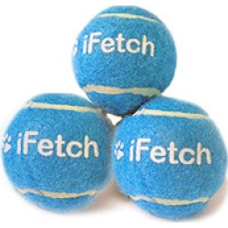 iFetch H-100 Tennis Balls -3 pk found on Bargain Bro India from Crutchfield for $12.50