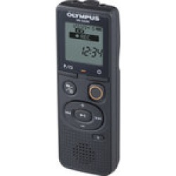Olympus VN-541PC Recorder w/Battery- Black