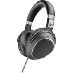 Sennheiser PXC480 over-ear noise cancelling headphones