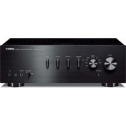 Yamaha A-S301 BL  integrated amp with optical input found on Bargain Bro Philippines from Crutchfield.com for $349.95