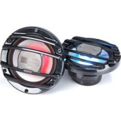 "Hertz PowerSports HMX 6.5 S-LD  6-1/2"" 2-way Speakers w/ LED"