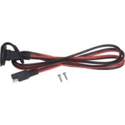 Yak Power YP-PMC48S  Power Port 12V SAE Outlet - 4 foot