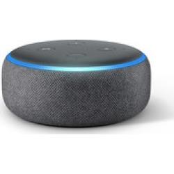 Amazon Echo Dot Gen 3 v2, Charcoal