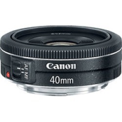 Canon EF 40mm f/2.8 STM found on Bargain Bro India from Crutchfield for $179.00