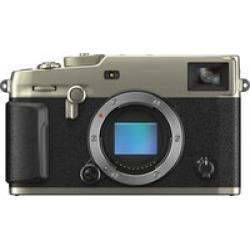 Fujifilm X-Pro3 Mirrorless Camera Body- Dura Silver