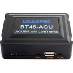 USA Spec BT45-ACU  07-09 Acura with Live Traffic found on Bargain Bro India from Crutchfield.com for $179.99