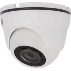 Metra Mini Dome Camera POE IP 5MP - White found on Bargain Bro India from Crutchfield.com for $99.99