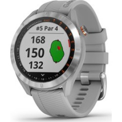 Garmin Approach S40  Gray GPS Golf Watch found on Bargain Bro India from Crutchfield for $299.99