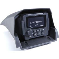 MB Quart MBQX-RAD-1  GMR-LED Receiver, X3 Dash Kit, Harness
